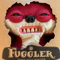 "9"" Suspicious Fox Red Fuggler Brand New In Box With Certificate Series 1"