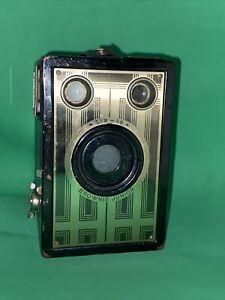 Unusual Vintage Kodak Six-16 Brownie Junior Art Deco Front Camera