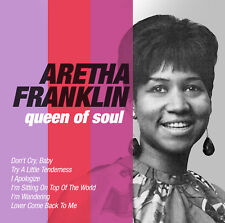 CD Aretha Franklin Queen Of Soul