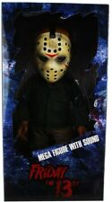MEZCO - FRIDAY THE 13TH - JASON - WITH SOUND - 15 INCHES - ACTION FIGURE
