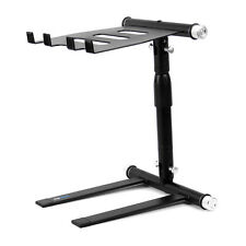 DIGISTAND LP01 - FOLDING LAPTOP DJ STAND - ADJUSTABLE / Authorized Dealer
