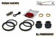 Honda MVX 250 F 83-84 front brake caliper seal repair rebuild kit 1983 1984