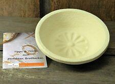 Gärkorb Gärkörbchen Brotform 1,0kg Brote Muster Sonne Info perfekt Brot backen