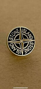 Stone Island Official Enamel Pin Badge Football Casuals