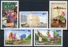 Kenya 1994 SG#616-620 Maendelo Ya Vianawke MNH Set #E4513