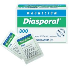 Magnesium Diasporal® 300 mg., granules for oral solution* ( 20 sachets )
