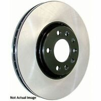 Centric 120.61110 Front Disc Brake Rotor-Premium Disc-Preferred For 14-16 Fiesta