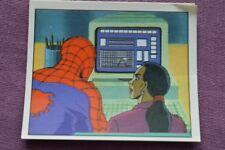VIGNETTE STICKERS PANINI  SPIDER-MAN SPIDERMAN MARVEL COMICS 1995 N°97