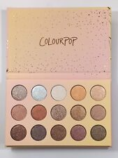 ColourPop Golden State of Mind Eyeshadow Palette New Authentic
