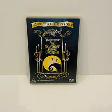 Tim Burton's The Nightmare Before Christmas DVD Special Edition