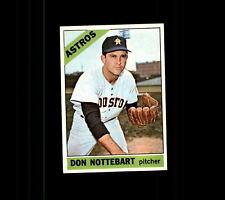 1966 Topps 21 Don Nottebart EX #D452146