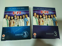 ER EMERGENCY SEASON 3 - 3 DVD ENGLISH FRENCH ITALIAN GEORGE CLOONEY
