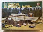 Walthers Cornerstone   Lumber Sawmill  933-3058   *KIT*   HO Scale