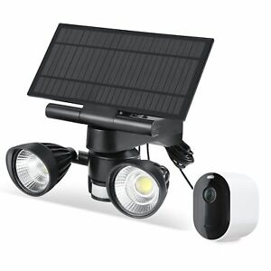 Solar Panel Floodlight for Arlo Ultra, Ultra 2, Pro 3/4 Motion Spot Light