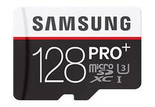 New 128GB Micro SD SDHC Micro SDXC PRO PLUS Class10 4K UHD 95MB/s