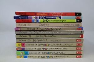 Lot of 12 Judy Moody & Stink Books by Megan McDonald -  Paperback