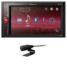 Pioneer MVH-A210BT 2 DIN Moniceiver USB MP3 Bluetooth Touchscreen Vorführgerät