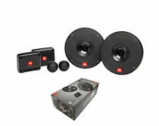 "JBL 210 Watts 3 Ohm 6.5"" Two-way Component Speaker System - CLUB 602C"