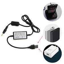 USB-DC-5B Cord USB Cable Charger For YAESU Walkie Talkie VX Radio VX-5R VX-7R