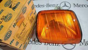 MERCEDES W201 190 LEFT CORNER LIGHT TURN SIGNAL HELLA NEW