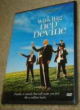 Waking Ned Devine (DVD, 1999), NEW & SEALED, REGION 1, A DELIGHTFUL COMEDY!,RARE
