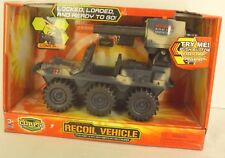 Lanard The Corps Recoil Vehicle Long Shot six wheel ATV military buggy