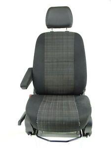 Original Fahrersitz links Sitz Stoff gebraucht Mercedes Benz Sprinter 906