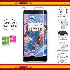 Protector Pantalla para ONEPLUS 3 / 3T Cristal Templado Vidrio Premium