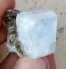 +++ Minerale - Acquamarina del Pakistan Nagar Valley - Acquamarine Crystal