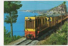 Costa Blanca Lemon Express Spain Postcard 035b