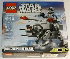 LEGO 75075 AT-AT Star Wars Microfighters series 2 micro fighters driver