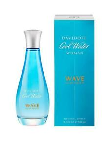 Davidoff Cool Water WAVE for Woman 100 ml edt