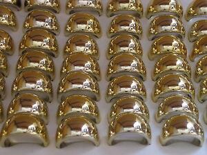 10 Acryl-Ringe mal was anderes.. Angebots-Preis transparent