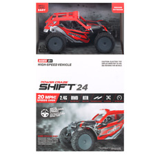 Power Craze Shift 24 RC Truck Mini RC RED High Speed Vehicle Electric Toy
