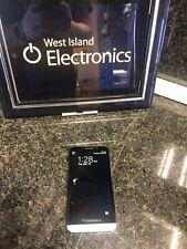 BlackBerry Z30 - 16Gb - Black Unlocked-Hairline Crack -Free Ship