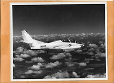 """T2A BUCKEYE  VINTAGE 8"""" X 10"""" OFFICAIL NAVAL PHOTO MAY 1,964"""