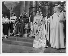 KNIGHTS OF THE ROUND TABLE original MGM lobby still photo AVA GARDNER/MEL FERRER