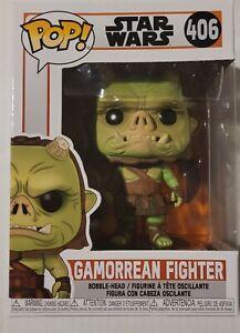 Funko - POP Star Wars: The Mandalorian - Gamorrean Fighter #406 Brand New In Box