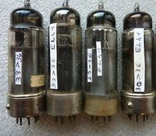 EL41 base  métal     VENTE pour  4 lampes   testées   ...