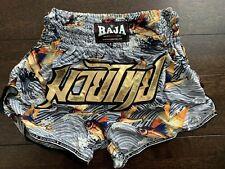 Raja Boxing Muay Thai Shorts Mma Boxing New in Package Medium