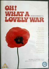 Oh! What A Lovely War Region DVD 1969 World War 1 Anti War Film Movie