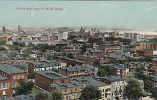 Birds Eye View of MONTREAL Quebec Canada 1905-13 Montreal Import Co Postcard 136