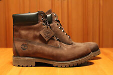 Mens Timberland Boot Construction Sz 12 New Brown Work & Safety