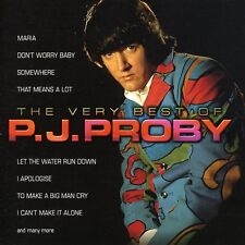 P.J. Proby - Very Best of [New CD]