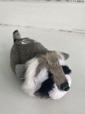 Rare Zhu Zhu Pets Wild Bunch Rocco Raccoon Motorized Toy Cepia 2009 w/ Batteries