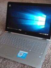 "HP ENVY x360 2-in-1 Convertible 15.6"" Laptop (2.71GHz,12GB,1TB) m6-aq103dx"