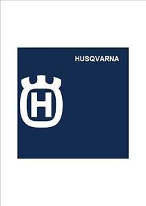 HUSQVARNA WORKSHOP MANUALS 2016 - 2017 - 2018 - 2019 DOWNLOAD