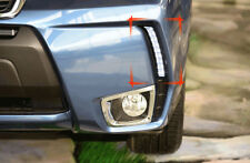LED White Car Front Daytime Running Light DRL Lamp For Subaru Forester 13-18