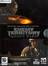 JEU PC DVD ROM../....ENEMY TERRITORY......QUAKE WARS......