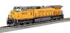 "KATO 37-6632-LS UNION PACIFIC C44-9W ""KOBO"" FACTORY ESU LOKSOUND DCC & SOUND,DC"